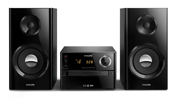 Philips Bluetooth Stereo System